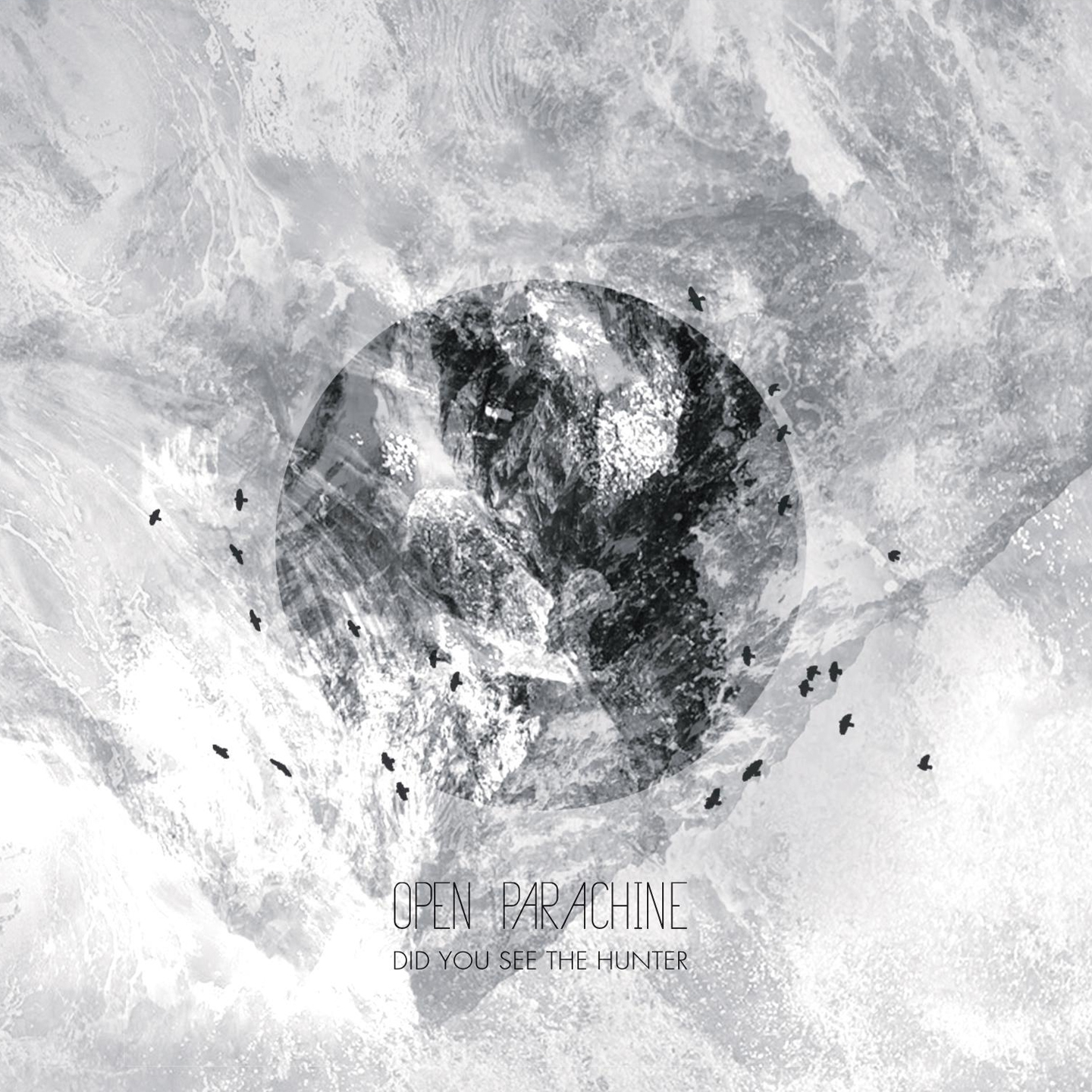 Open Parachine - Did You See The Hunter - Artwork