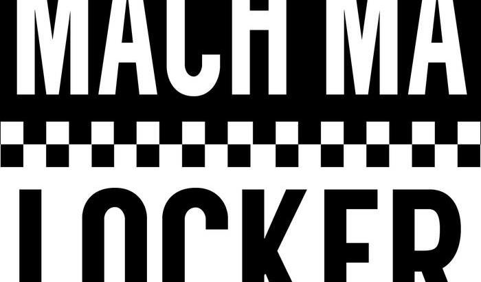 Mach ma locker Cover