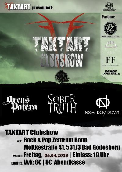 Club Show Bonn 06.04.18