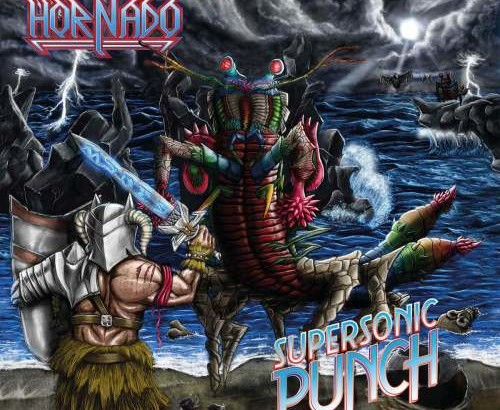 Hornado-Supersonic-Punch-Cover